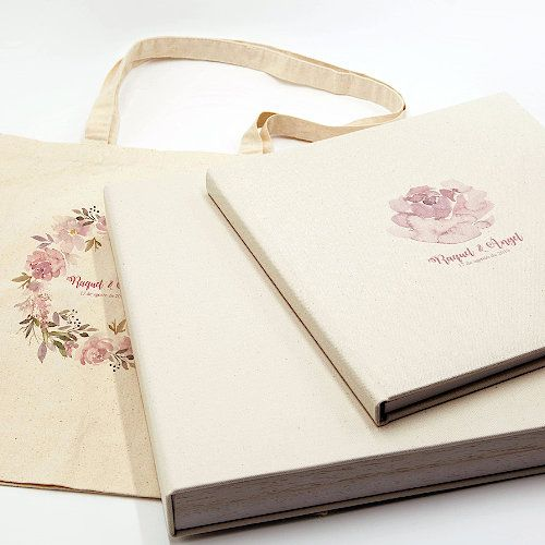 Organic collection - tote bag, box and album